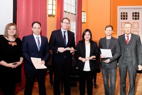 Ältester Medizinpreis Deutschlands verliehen