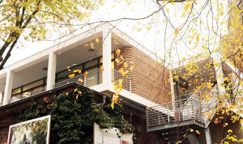 Familienbaumhaus im UKE Bauwerk des Jahres