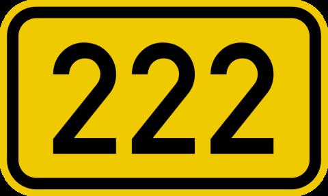 Schnapszahl: Danke für 222 Mitglieder!