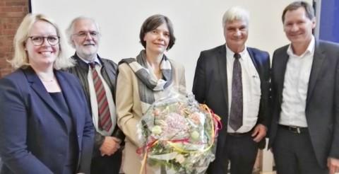 Prof. Dr. Schwappach-Pignataro zur Dekanin gewählt