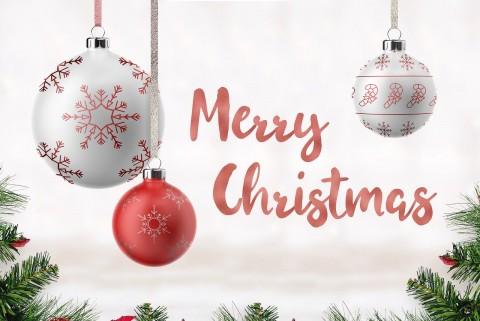 Frohe und besinnliche Weihnachtstage!